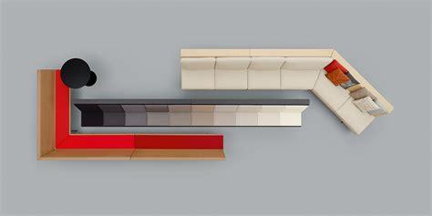 ameublement canapé collection zinta ameublement design arper