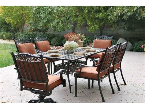 Darlee Patio Furniture Quality by Darlee Outdoor Living Standard Charleston Cast Aluminum