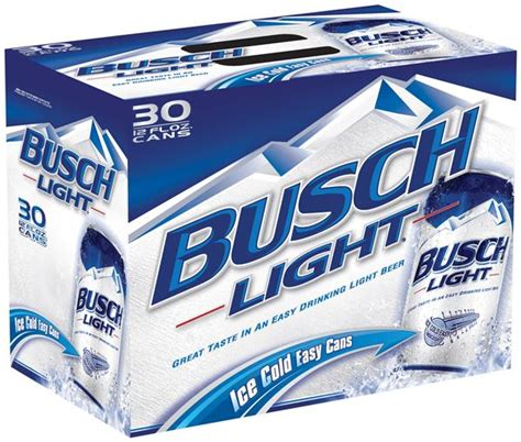 bud light 30 pack busch light 30 pack hy vee aisles grocery