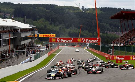 F1 Belgium, Formula 1 Belgium - Buy your tickets now in our Online Shop of Grand Prix Tickets.