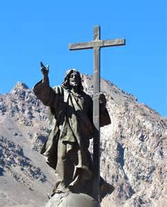 Christ the Redeemer Statue of the Andes