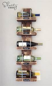 Wine Rack DIY Shanty 2 Chic