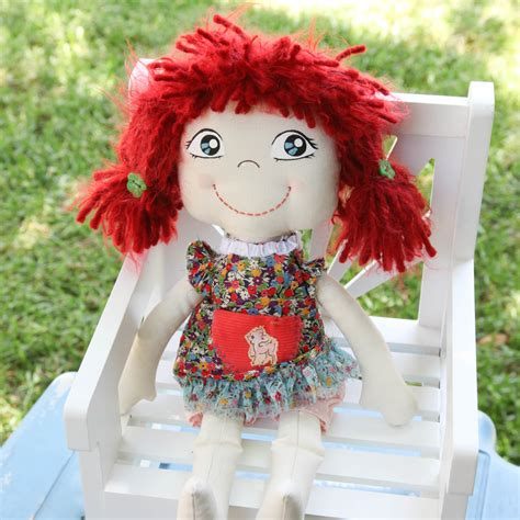cloth doll body minkis work table