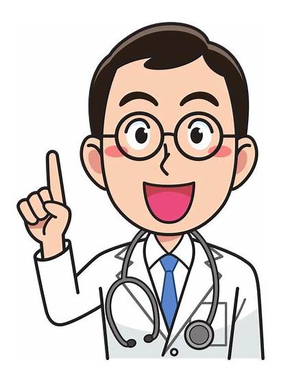Dokter Obat Vektor Doctor Talking Medicine Domain