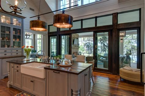 kitchen islands with seating ideas from hgtv hgtv