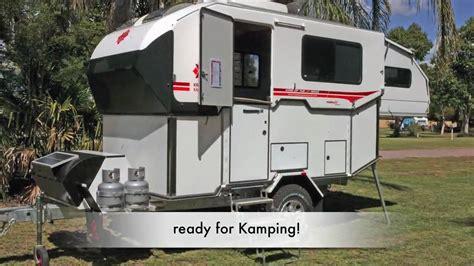 Kimberley Kruiser Youtube by Kimberley Karavans Setting Up Youtube