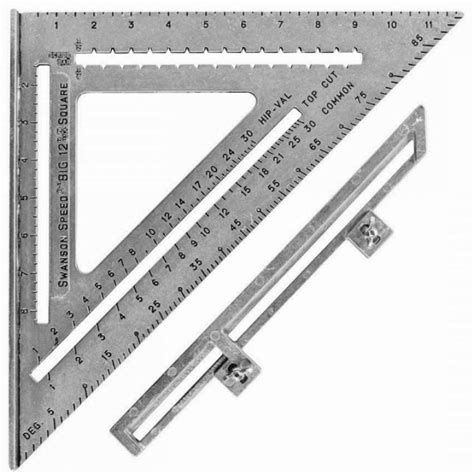 how big is a roofing square swanson s big12 speed square with book layout squares folding square roofing squares