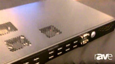Aten Highlights Its Dp Video Wall Media Player
