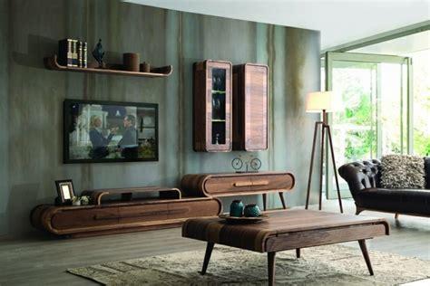 Vintage Möbel Wohnzimmer by Die Attraktive Wohnzimmereinrichtung Retro Look
