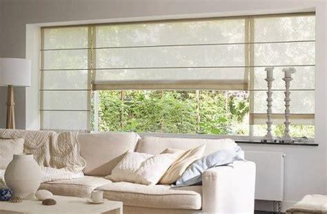 Raffrollo Große Fenster by Diese Raffrollos F 252 R An Die Fenster Das W 252 Rde Chic