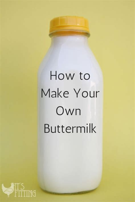 how do you make buttermilk how to make buttermilk at home in 5 minutes make