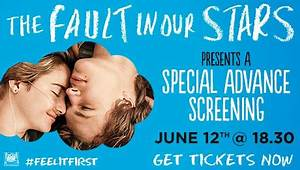 The Fault in Our Stars - Movie Fansite: UK: Special ...