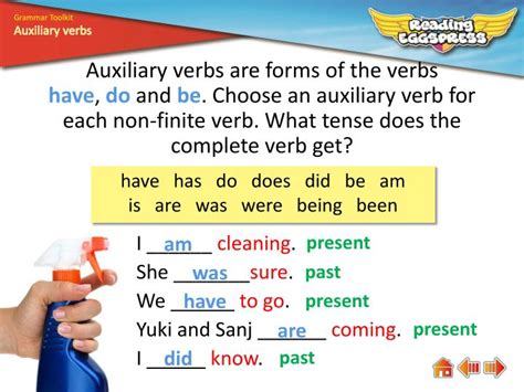 Ppt  What Are Auxiliary Verbs? Powerpoint Presentation Id2218305