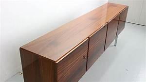 Mid Century Möbel : modern rosewood sideboard by musterring m bel 1960s for ~ A.2002-acura-tl-radio.info Haus und Dekorationen