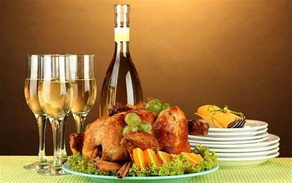 Dinner Wallpapers Holiday Bsnscb Px Roasted Creative