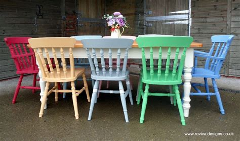 multi colored kitchen chairs winda 7 furniture