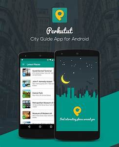 Perkutut  City Guide App For Android On Behance