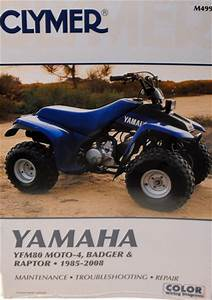 New Yamaha Yfm80 80 Badger Moto