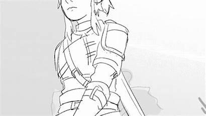 Zelda Breath Legend Wild Punch Memes Drawing