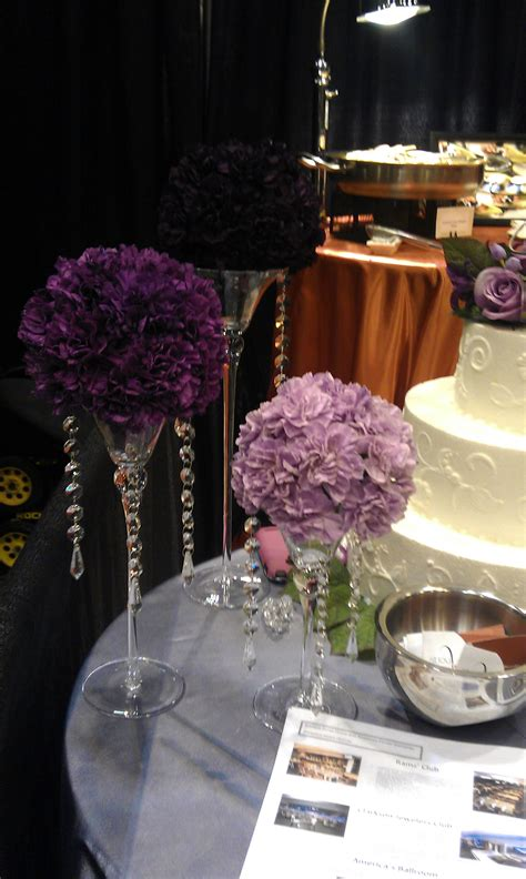 1000 Images About Martini Glass Centerpieces On Pinterest