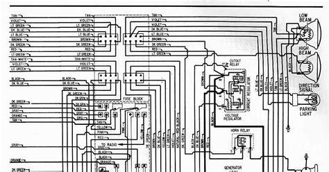 Impala Wiring Diagram Tail Light Ignition Chevy Mercury