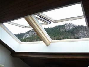 Rehausse Velux Toit Faible Pente : comment choisir son velux fenetre de toit ~ Nature-et-papiers.com Idées de Décoration