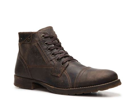 Bullboxer Brosus Cap Toe Boot Men's Shoes
