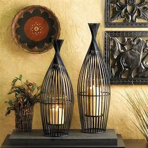 Wire, Candle, Holder, Vase, L, At, Koehler, Home, Decor
