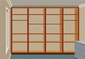 how to build garage storage shelving Quick Woodworking