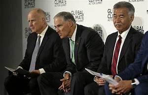 Gov. 'Moonbeam' says California to launch climate ...