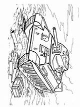 Coloring Pages Army Tanks Military Printable Vehicles Print sketch template