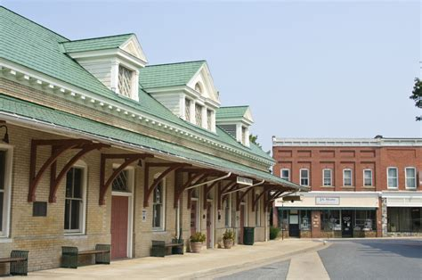 Depot Airline Highway by Virginia S Historic Depots Part 2