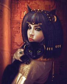 bast cat goddess images bast hd wallpaper and background photos 32212617