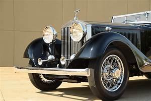 1934 Rolls-royce Phantom Ii Binder