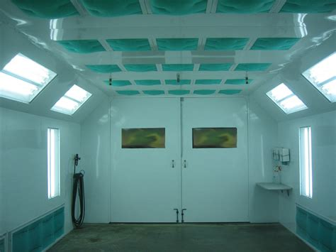how to build a paint booth paint booths com blog