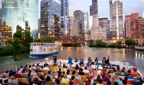 Chicago Boat Tours Schedule by Chicago S Magnificent Lights Festival 2012 Schedule Of