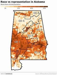 Alabama's congressional districts. Doug Jones won the ...