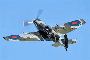 Exclusive two seater Spitfire flights to take off in early ...