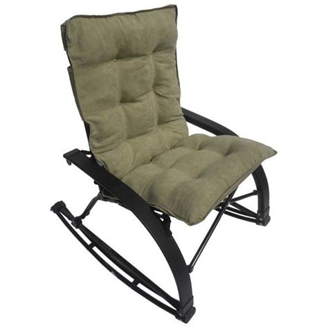 international caravan wembley folding rocking chair in