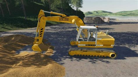 Fs19 Real Shovel V1 Simulator Games Mods