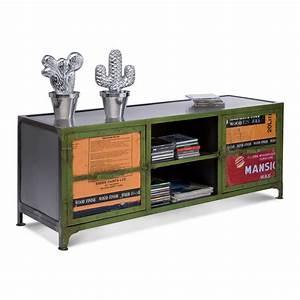 Tv Schrank Metall : kare design lowboard metall sideboard tv rack anrichte fernsehtisch schrank neu ebay ~ Indierocktalk.com Haus und Dekorationen