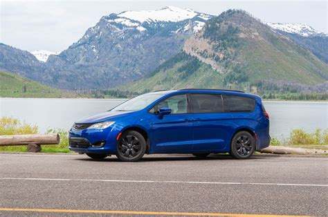 Hybrid Gas Mileage by 2019 Chrysler Pacifica Hybrid Gas Mileage Review The