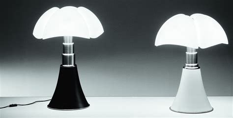 pipistrello table lamp     cm white  martinelli luce