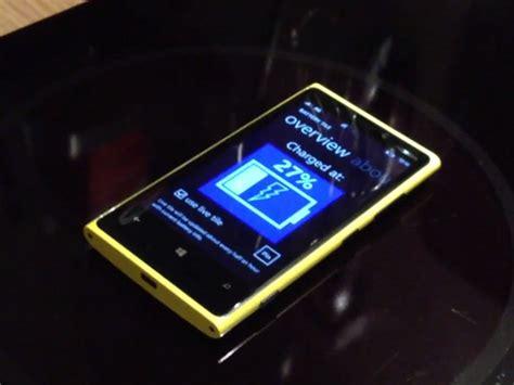 Nokia Lumia 920 Will Induktionsherd Als Ladestation