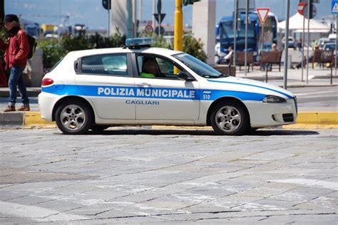 Ufficio Polizia Municipale by Polizia Municipale La Sezione Motorizzata Infortunistica