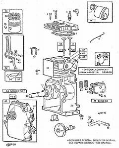 Briggs And Stratton Spare Parts Manual