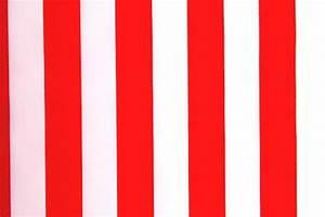 Rot Weiß Gestreift : segeltuch gestreift 2 5 cm rot wei ~ Markanthonyermac.com Haus und Dekorationen