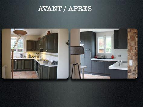 relooking cuisine avant apres avant après projet de décoration et d 39 aménagement d 39 espace