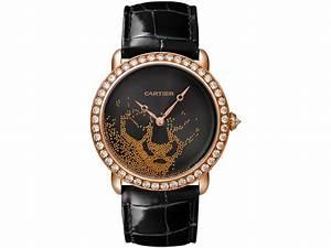 Neue Uhr Cartier Rvlation D39Une Panthre UhrForum