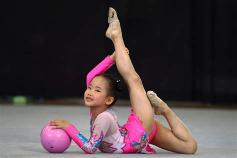 San Diego Invitational. Rhythmic Gymnastics